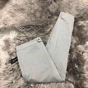 INC | Women's Grey Cropped Pants | Multiple Sizes